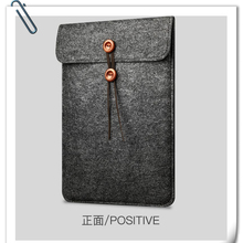 Laptop Sleeve 15 13 12 Inch Computer Bag Notebook Bag For Lenovo For Apple Pro MacBook Air 11 Case Portable Laptop Liner Bags