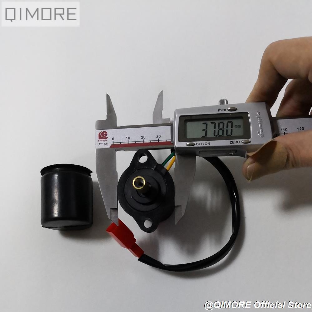 JOG90 Choke valve 10