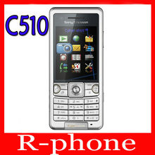Refurbished C510 Mobile Phone Original Sony Ericsson c510a Cellphones GPS 3G 3.15MP Unlocked Cell Phone FREE SHIPPING(China)