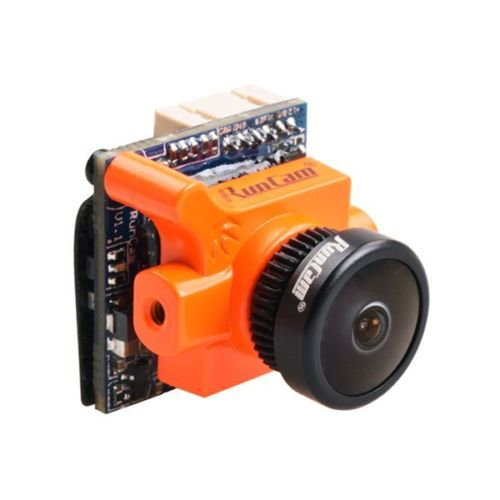 RunCam Micro Swift 2 FPV Camera 2.1mm/2.3mm Lens FOV160w/OSD&amp; Low Voltage Alarm PAL NTSC<br>