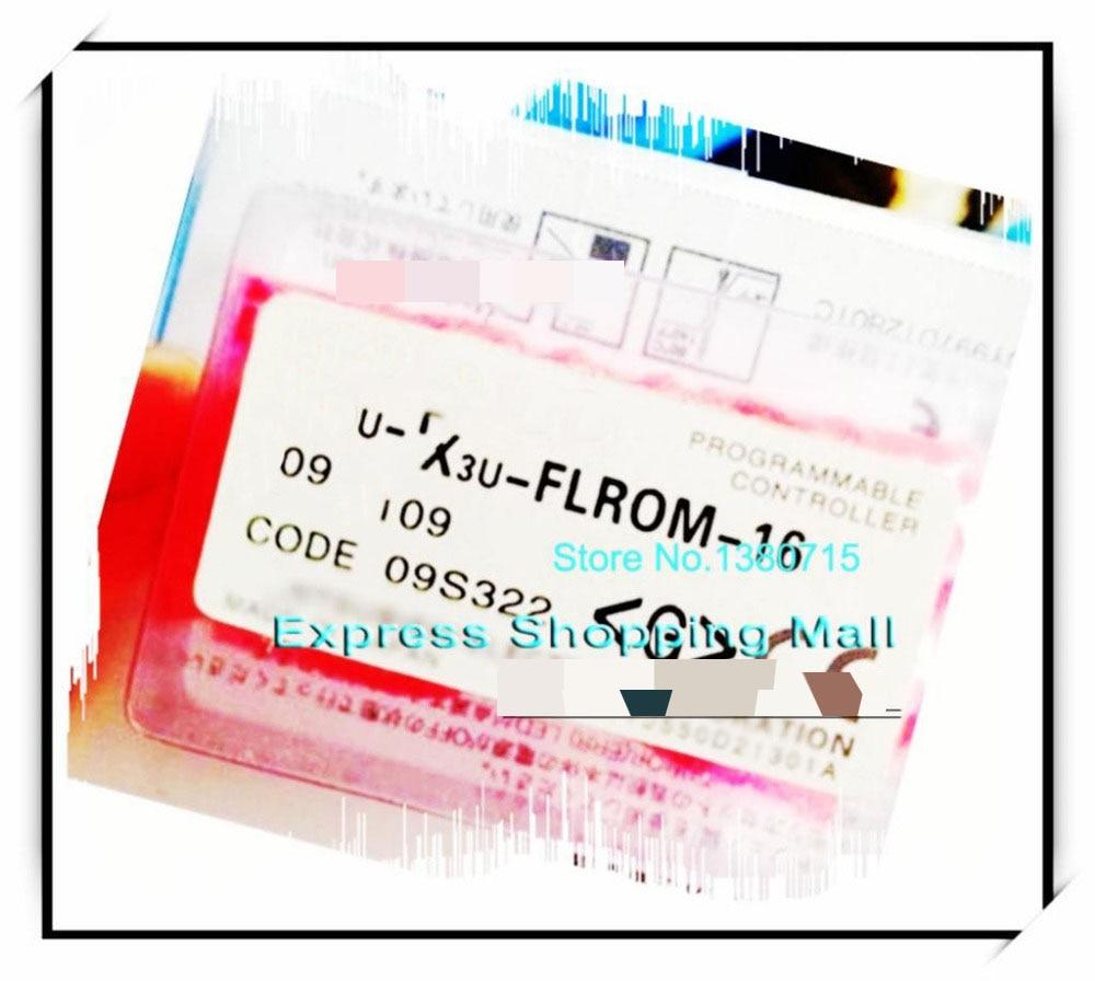 New Original FX3U-FLROM-16 PLC Memory Cassette<br>