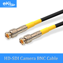 EKL HD SDI cable Support 3G AudIo and Video Signals BNC to BNC 75 Ohm Coaxial Cable