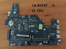 Original laptop motherboard for ACER Aspire E5-571 E5-531 NBML811002 Z5WAH LA-B161P I3 CPU Built in DDR3 Fully tested