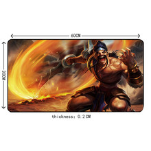 Best Gaming Mouse Mats Mousepad Gamer Mouse Mat cs go Gamepad Mause Pad Large Size for World of Tanks League of Legend Starcraft