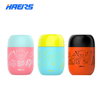 Haers Candy Color Soup Thermos 460ML