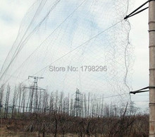5PCS 100%Nylon Material Free Shipment Bird Banding Department Remmend Mist Bird Capture Net 9x3m mesh:19mm(China)