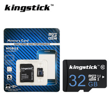 Kingstick Class10 32GB new Memory Card SDXC 128GB 64GB SDHC 16GB 8GB micro sd card TF card Class 6 4GB Memory flash Microsd