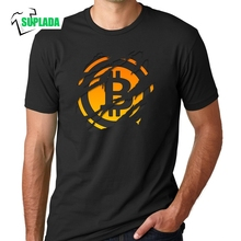 Buy Funny Tee Shirts Bitcoin Ripped Awesome T Shirts Teenage Natural Cotton Short Sleeve T shirt Normal Adult Funky T Shirts for $9.90 in AliExpress store