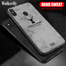 Shockproof Deer Cloth Case For Xiaomi Redmi 7 Note 7 6 Pro 6A 5 Plus 4X S2 Mi 9 SE Mi 8 Lite A1 A2 Max 3 Mix 3 Poco F1 Cover(China)