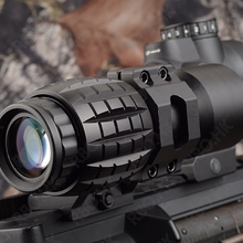 Подходит Aimpoint Tactical 1x Red Dot Sight Side Flip Picatinny Weaver Rail Mount 3x Magnifier Scope M9443 product image