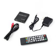 New arrival  1set 1080P Mini Media Player MKV/H.264/RMVB Full HD with HOST Card Reader