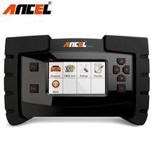 Ancel FX4000 Automotive Scanner OBD 2 Auto Engine ABS SRS SAS Gearbox TPMS EPB Audio DPF Reset All Systems Diagnsotic OBD2 Tool(China)