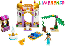 145pcs Friends Dream Series Building Blocks Exotic Palace Princess Girl Educational toys Compatible Legoe friends(China)