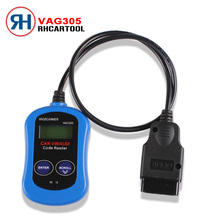 2017 Car Stlying Car Diagnostic scan Tool OBD2 OBD II VAG305 Code Reader vag 305 Auto Scanner in good price For VW ,Audi