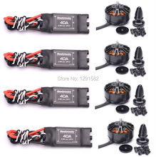 3508 580KV Brushless Motor + 30A / 40A ESC OPTO 2-6S similar quality Hobbywing ESC For ZD550 ZD850 FPV Multirotor Quadcopter