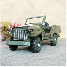 The latest Jeep off-road military vehicle convertibles model boy toy car model car  sports car metal and creative gifts 7366