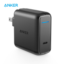 Anker USB Type-C with Power Delivery 30W USB Wall Charger, PowerPort Speed 1 for Nexus 5X / 6P, LG G5, Pixel C etc(China)