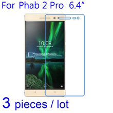 Buy 3pcs Clear/Matte/Nano Anti-Explosion/Triple 3 1 Protective Films Smartphone Lenovo Phab 2 Pro Plus Screen Protector Guard for $1.48 in AliExpress store