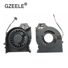 GZEELE Laptop cpu cooling fan for HP Pavilion DV6 DV6-6000 DV6-6050 DV6-6090 DV6-6100 DV7-6000 Cooler Fan P/N:MF60120V1-C181-S9A(China)