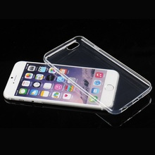 Hot Sale Transparent Clear Soft Silica Gel TPU Case Silicone Cover for iPhone 4 4s 5 5s 6 6 Plus Ultra Thin Mobile Phone Case