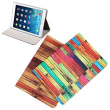 Vintage PU Leather Folio Protective Case Cover Stand For iPad 2 3 4 For iPad Mini 4 Pro 9.7 Green/Brown