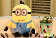 50cm big minions stuffed toy, big minion stuffed plush toy best doll for baby toy, giant minion toy(China)