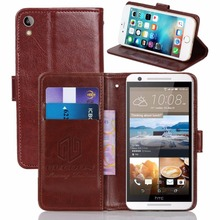 GUCOON Vintage Wallet Case for HTC One E9s dual sim 5.5inch PU Leather Retro Flip Cover Magnetic Fashion Cases Kickstand Strap(China)