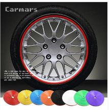 8 Meter/Roll Decorative stickers car wheels For Audi A4 B5 B6 B8 A6 C5 A3 A5 Q5 Q7 for BMW E46 E39 E90 E36 E60 E34 E30 F30 F10