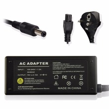 EU Plug 19V 3.16A 60W Universal Laptop Adapter AC Power Charger for Samsung 630 GS6000