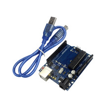 Smart Electronics UNO R3 Mega328P ATMEGA16U2 Development Board with USB Cable for arduino Diy Starter Kit