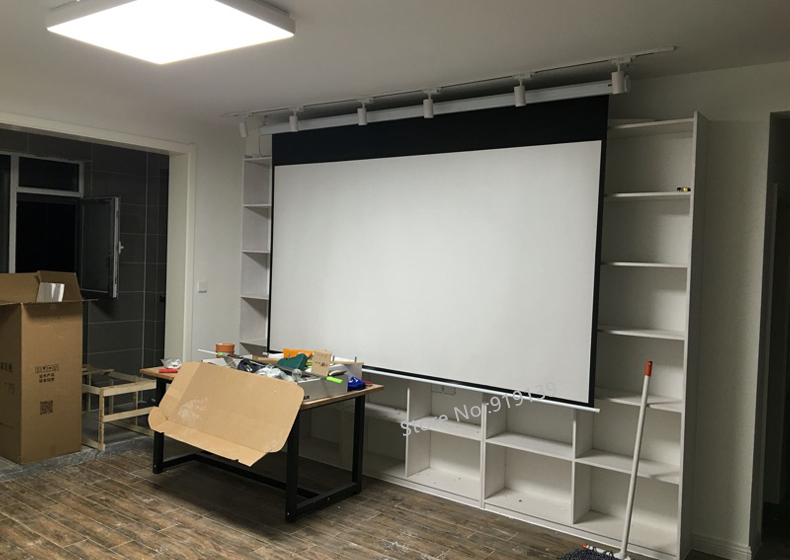 100 inch electric screen pic 23