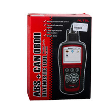 Fast shipping AutoLink AL609 ABS CAN OBDII auto Diagnostic Tool best quality autel autolink AL609 have big discount