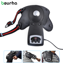 Beurha Infrared Magnetic Therapy Knee Massager Physiotherapy instrument For Knee Joint Relieve Elbow Shoulder Arthritis Leg Pain