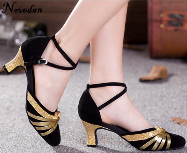 DB24225 closed toe latin salsa dance shoes-11_