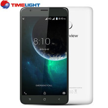 In stock Blackview E7 4G Smartphone 5.5 Inch Android 6.0 MT6737 Quad Core 1GB RAM 16G ROM Fingerprint ID Unlocked Mobile Phone