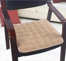 Fyjafon Super Soft Chair Cushion non-slip high-quality seat cushion chair pad can be fixed on chair 45*45CM(China)