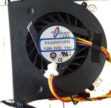 New and Original CPU fan for PAAD04510FM 5v 0.28A Y444 netbook laptop fan fan laptop cpu cooling fan cooler