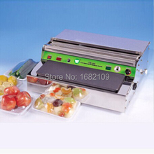 Free shipping HW-450 Film packaging machine, cold fresh food packaging machine, sealing packing machine