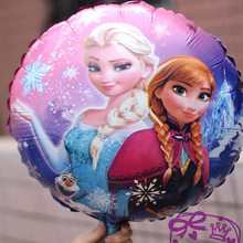 Wedding Decoration HOT Sale 1 pcs 18 inch Round Foil Balloons Birthday Party Decorations Kids toys
