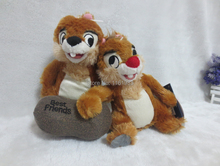 Best Friends Chip & Dale Dolls 22cm Chip And Dale Plush Toys