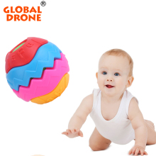 Global Drone Puzzle Ball Hand Grasping Baby Toys Cubic Fun Shape Games 3d Puzzle 2017 Toys For Children Kids Craft Set