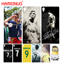 Buy HAMEINUO Cool Cristiano Ronaldo CR7 Cover phone Case sony xperia C6 XA1 XA ULTRA X XP L1 X compact XR/XZ/XZS PREMIUM for $1.20 in AliExpress store
