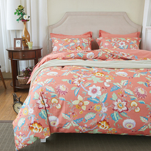 Svetanya sunflower Print Bedding Sets 100% Sanding Cotton Bed Linens Twin Queen King Europe Size Bedclothes(China)