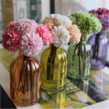 6Branch/1PCs DIY Fresh Artificial Chrysanthemum Silk Flower Fake plant for Wedding Home Party Decorative 8 Colors C86