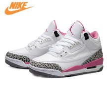 Nike Air Jordan III Retro 208 Women's Breathable Basketball Shoes Sneakers Non-slip,multiple Color(China)