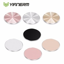 Yianerm 32*32mm Metal Plate Magnetic Car Phone Holder Accessories Iron Sheet Specially Used For Magnet Phone Stand(China)