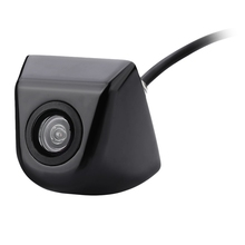 170 Wide Angle Electroplated Car Rear View Camera High Waterproof  IP67 Reverse Parking Camera Night Vision for Vehicles
