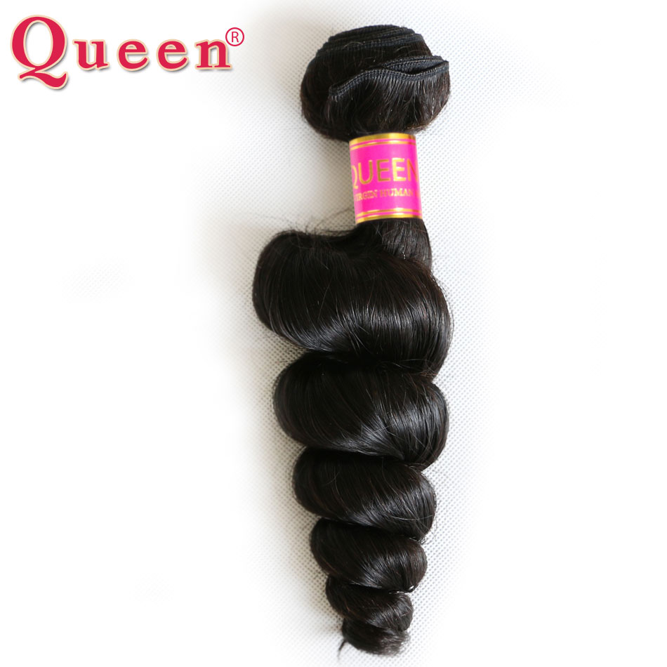 Queen Hair Products 1pcs Only Loose Wave Virgin Hair  7A Brazilian Virgin Hair Loose Wave Cheap Brazilian Human Hair Loose Wave <br><br>Aliexpress