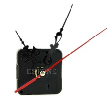Free shipping Newest Hands DIY Quartz Clock Movement Mechanism Repair Tool Parts Kit/Set