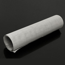 1pc Durable 100 Mesh Woven Wire Sheet Stainless Steel Cloth Screen Filter 30x90cm(China)